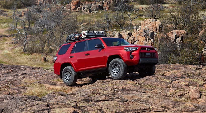 Toyota 4Runner Venture Edition 2020