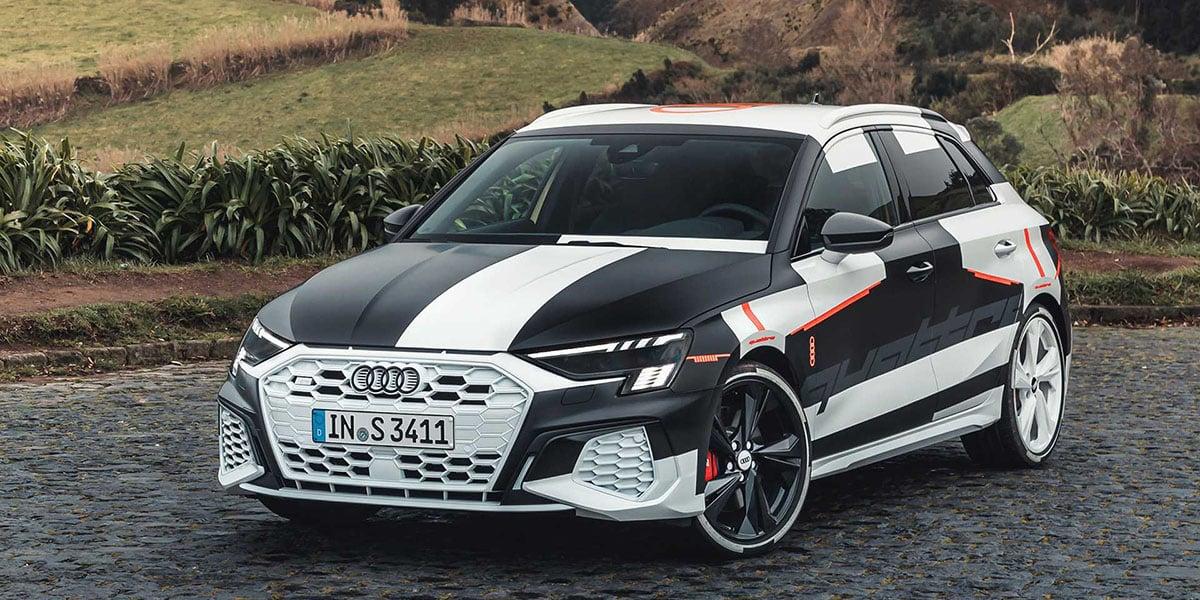 Audi S3 Sportback Prototipo