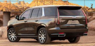 video Cadillac Escalade 2021