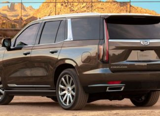 video Cadillac Escalade 2021
