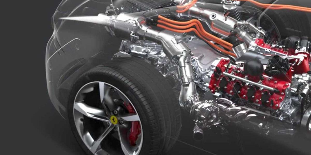 Ferrari Eléctrico