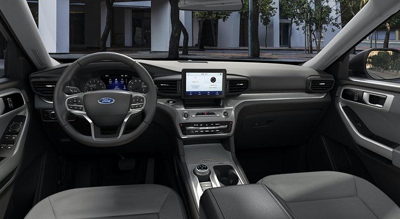 Ford Explorer XLT Sport Appearance Package