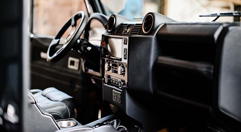 Land Rover Defender 130 1992