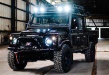 Land Rover Defender 130 1992