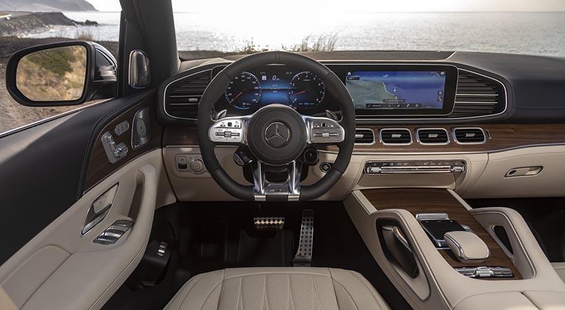 Mercedes-AMG GLS y GLE 63 2021