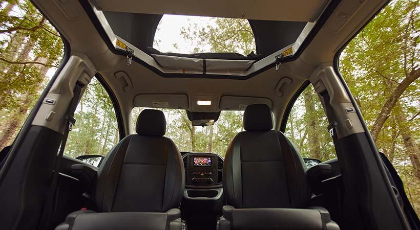 Mercedes-Benz Weekender Van 2020