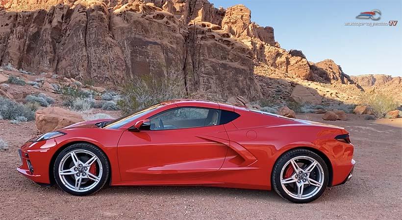 Test Drive Corvette Stingray 2020