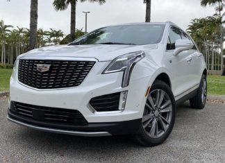Cadillac XT5 Premium Luxury FWD 2020