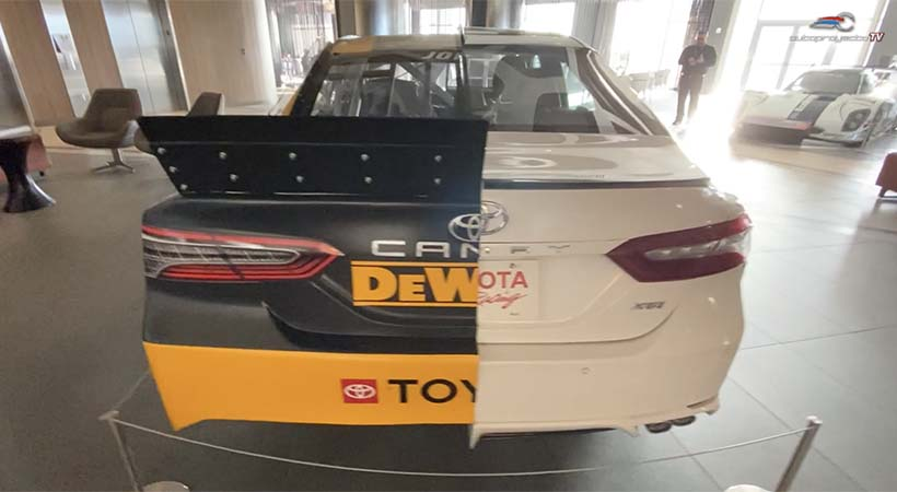 Toyota Camry NASCAR Cup Series