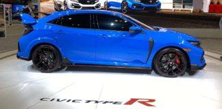 Type R 2020 en Boost Blue