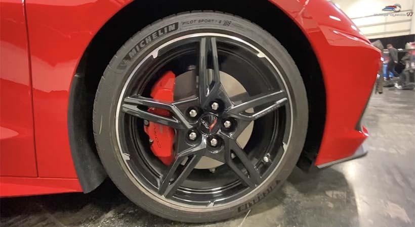 Corvette Brembo