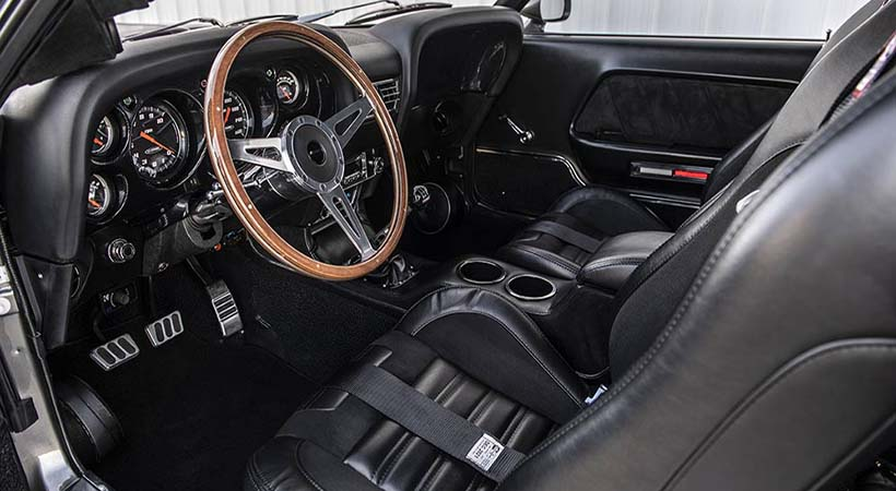 "Mustang Mach 1 1969 ""Hitman"""