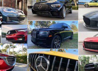 Test Drive 12 autos 2020