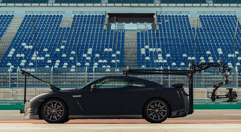 Video Nissan GT-R Nismo 2020