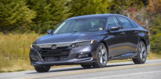 Honda Accord Touring 2019