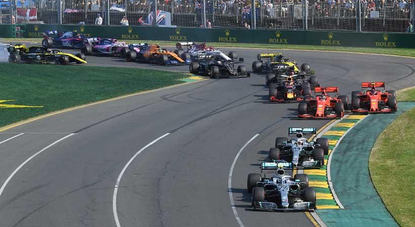 Gran Premio de Australia 2020