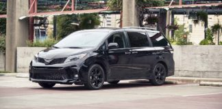 Toyota Sienna SE Premium 2020