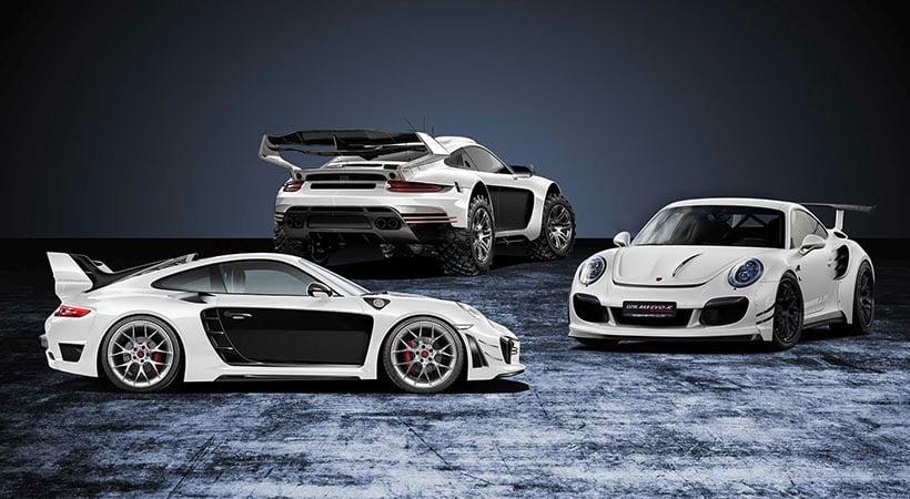 Mejores Porsche modificados