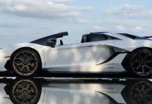 Aventador SVJ Roadster 2020 en Miami