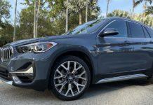 Test Drive BMW X1 xDrive28i 2020