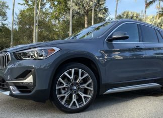 Test Drive BMW X1 xDrive28i 2020