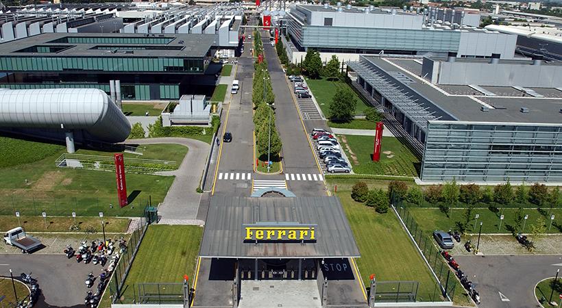 Ferrari y Lamborghini cerraron operaciones