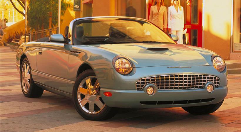 Ford Thunderbird concept