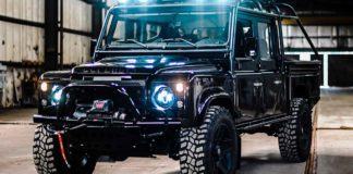 Osprey Land Rover Defender 130 1992