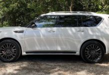 Infiniti QX80 Luxe 30 Edition
