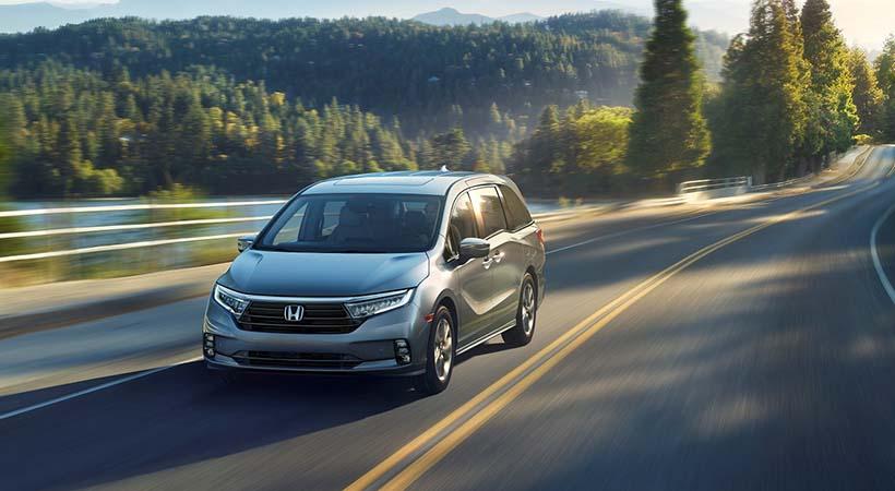 Nueva Honda Odyssey 2021