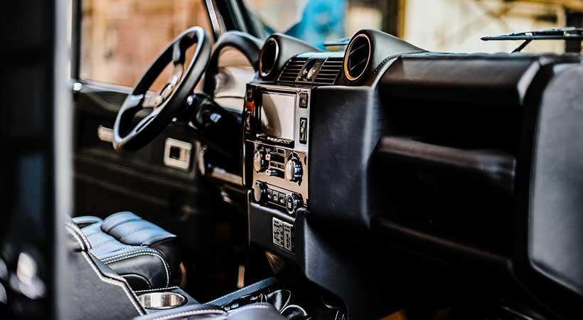 Osprey Land Rover Defender 130 1992