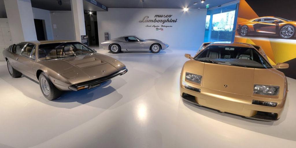 Museo Lamborghini, un recorrido virtual pero realmente espectacular
