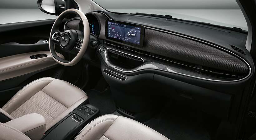 Fiat 500 eléctrico 2021