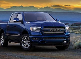 RAM 1500 Laramie Southwest Edition 2020