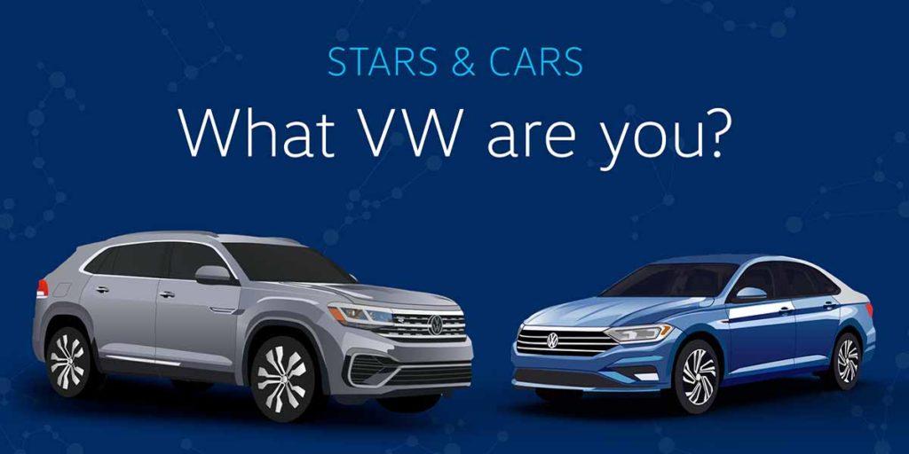 Cuál es tu Volkswagen ideal, según tu signo del zodiaco