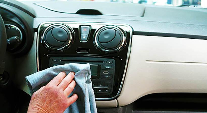 tips para limpiar tu coche