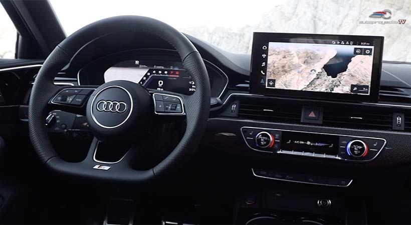 Test Drive Audi S4 quattro 2020, 349 HP y espacio para 5 pasajeros