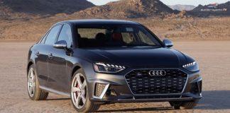 Audi S4 quattro 2020