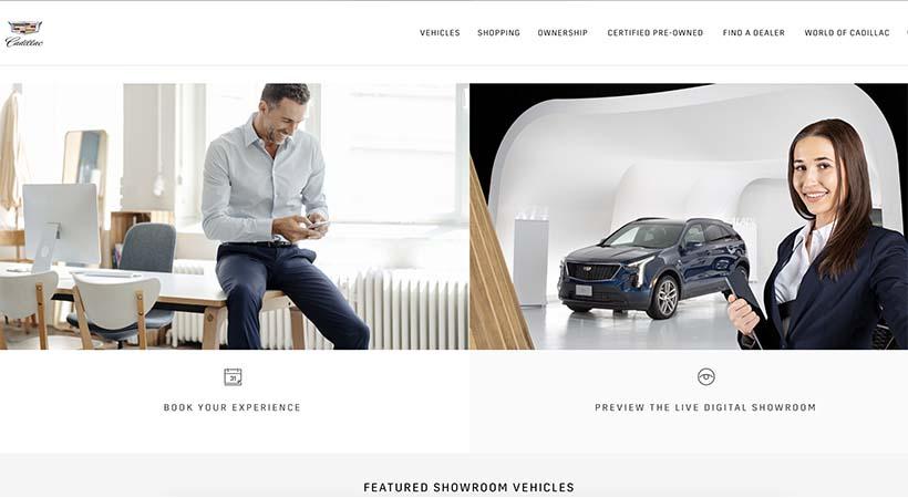 Cadillac Virtual