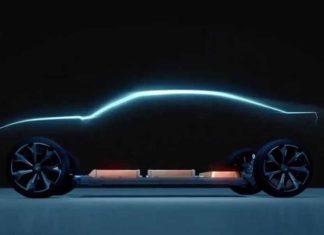 Chevrolet Camaro eléctrico