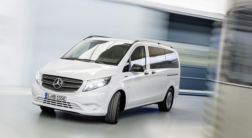 Mercedes-Benz eVito 2020