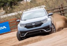 Video Honda CR-V Hybrid 2020