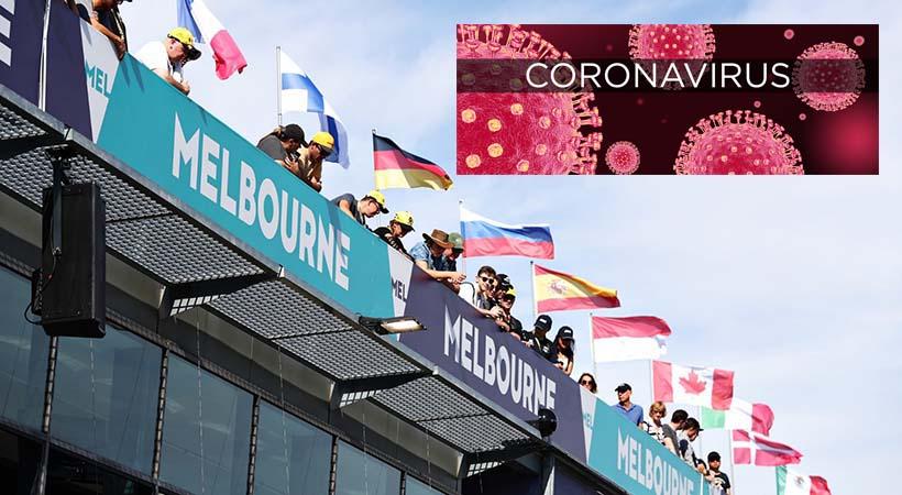 GP F1 Australia 2020