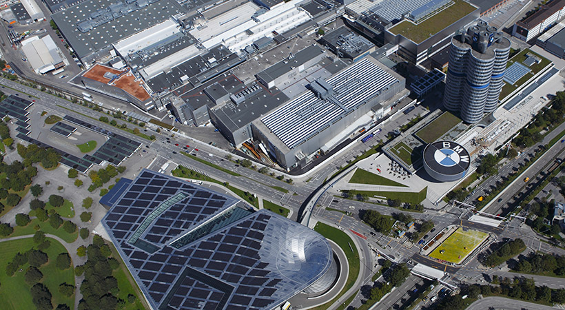 Auto Show Munich 2021 reemplazará al de Frankfurt