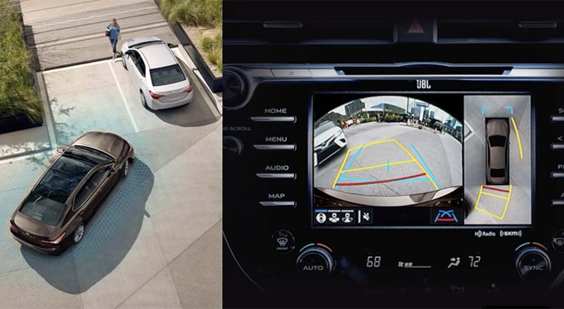 Tecnología Toyota Camry 2020
