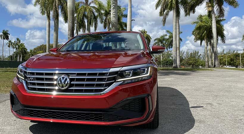 Volkswagen Passat R-Line 2020