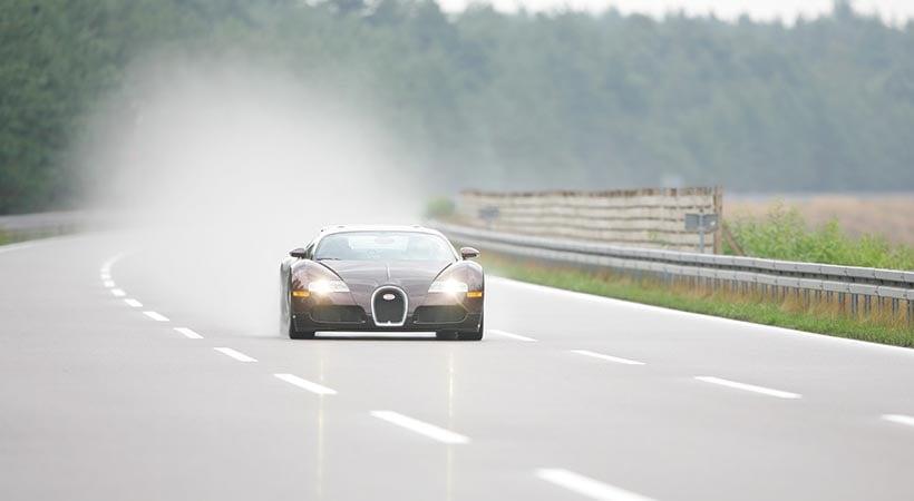 récord de velocidad