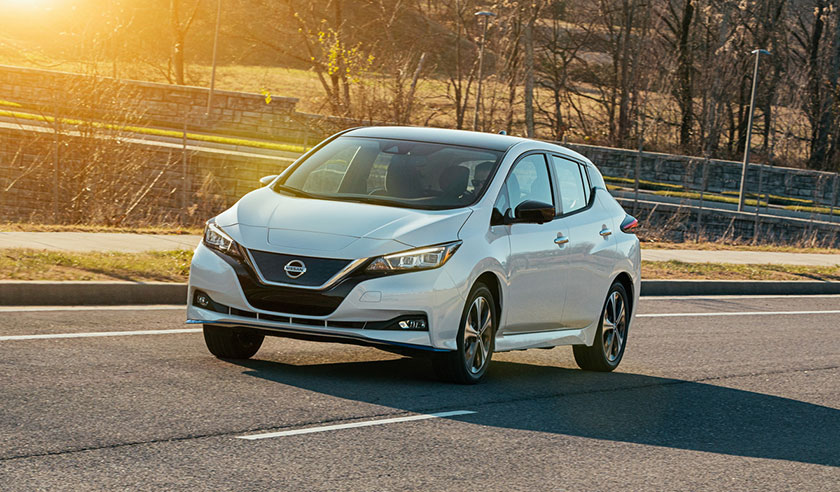 Nissan Leaf Plus 2020