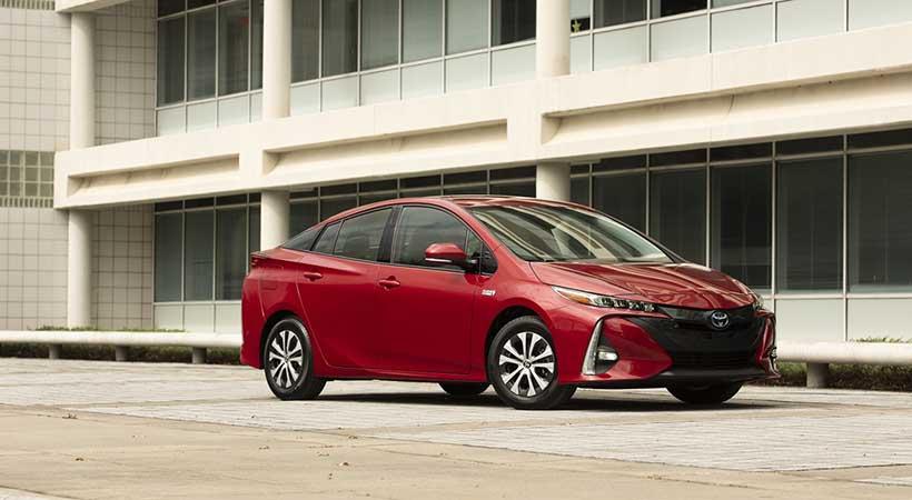 Toyota Prius Prime Limited 2020