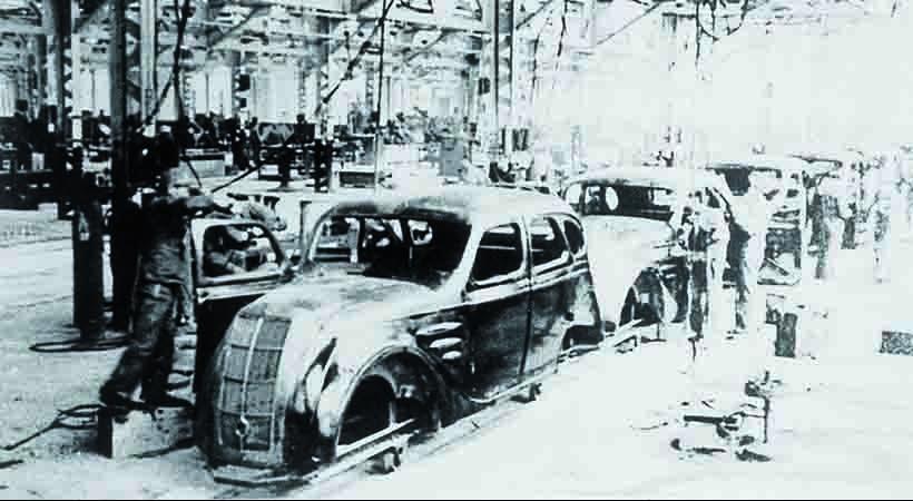 Mejores fabricantes de autos del mundo